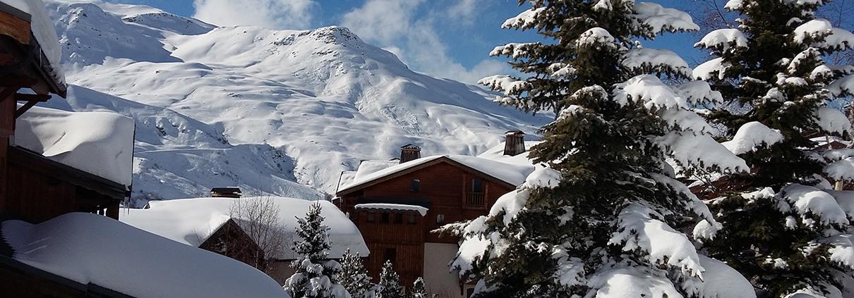 Sapinière sport - Location de ski - Les Menuires